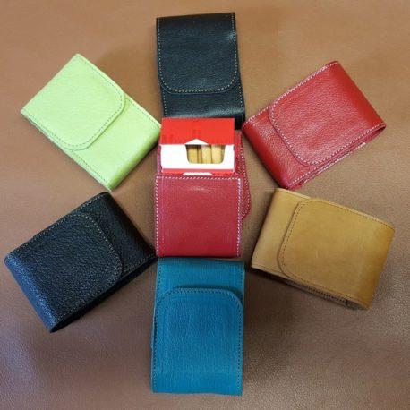 etuis pour paquets de cigarettes