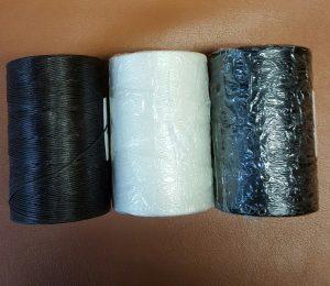 bobine de fil ciré
