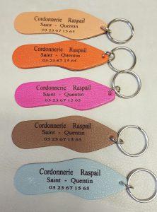 porte clés personnalisé raspail