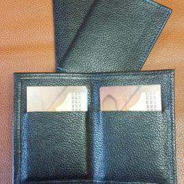 Etuis pour cartes de visite ou cartes bancaires